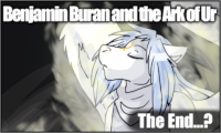 Benjamin Buran and the Ark of Ur